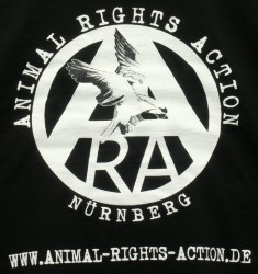 Animal Rights Action Nürnberg Shirt