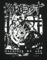 KYREST - maschines we are T-Shirt
